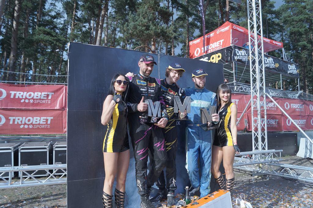 Drift Masters Grand Prix 2016 w Rydze