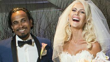 Iwona Burnat i Reggie, 'Żony Hollywood'