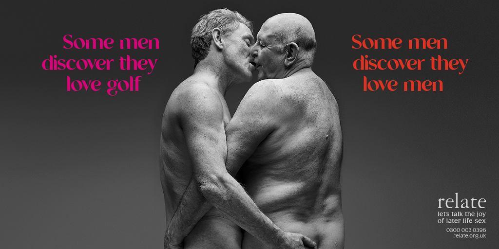 Niezwykła kampania przełamująca tabu wokół seksu seniorów