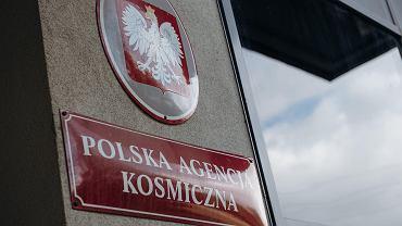 Siedziba Polskiej Agencji Kosmicznej w Gdańsku w Parku  Naukowo-Technicznym