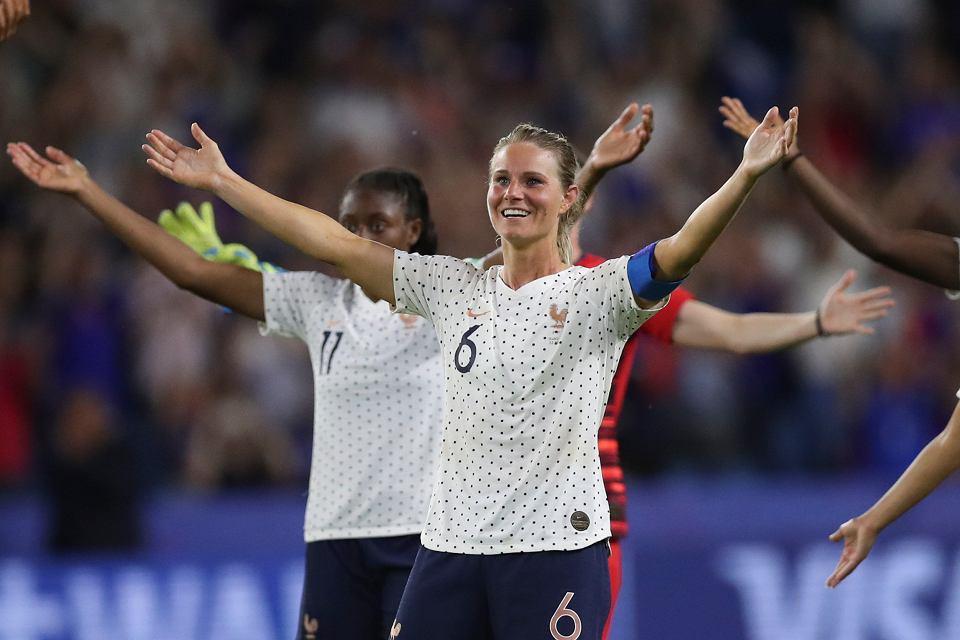 Francja może być pierwszym mistrzem świata kobiet i mężczyzn