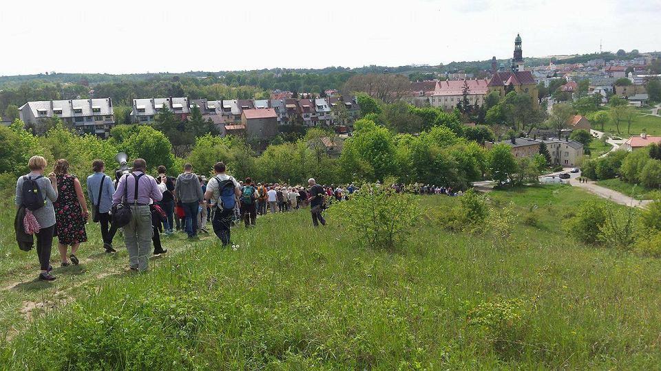 Spacer z Beatą Maciejewską po Trzebnicy