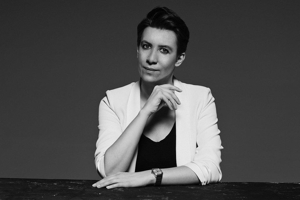 Justyna Kopińska (fot. Jakub Pleśniarski)