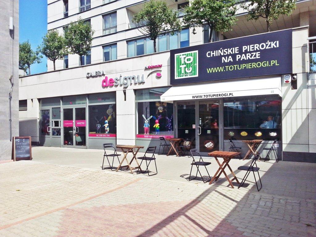Tanie obiady w Warszawie