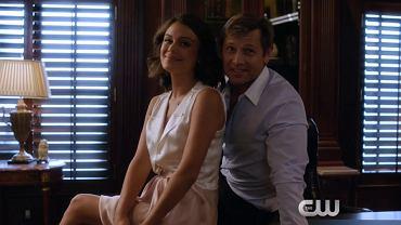 Kadr z serialu 'Dynastia'