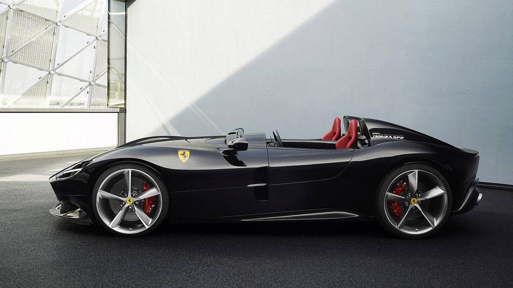 Ferrari Monza SP1 i SP2