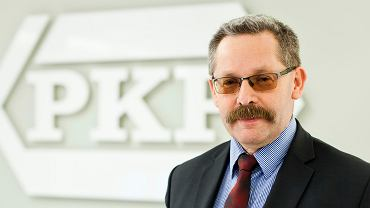 Mirosław Pawłowski - pełniący obowiązki prezesa PKP SA (spółki matki w Grupie PKP)