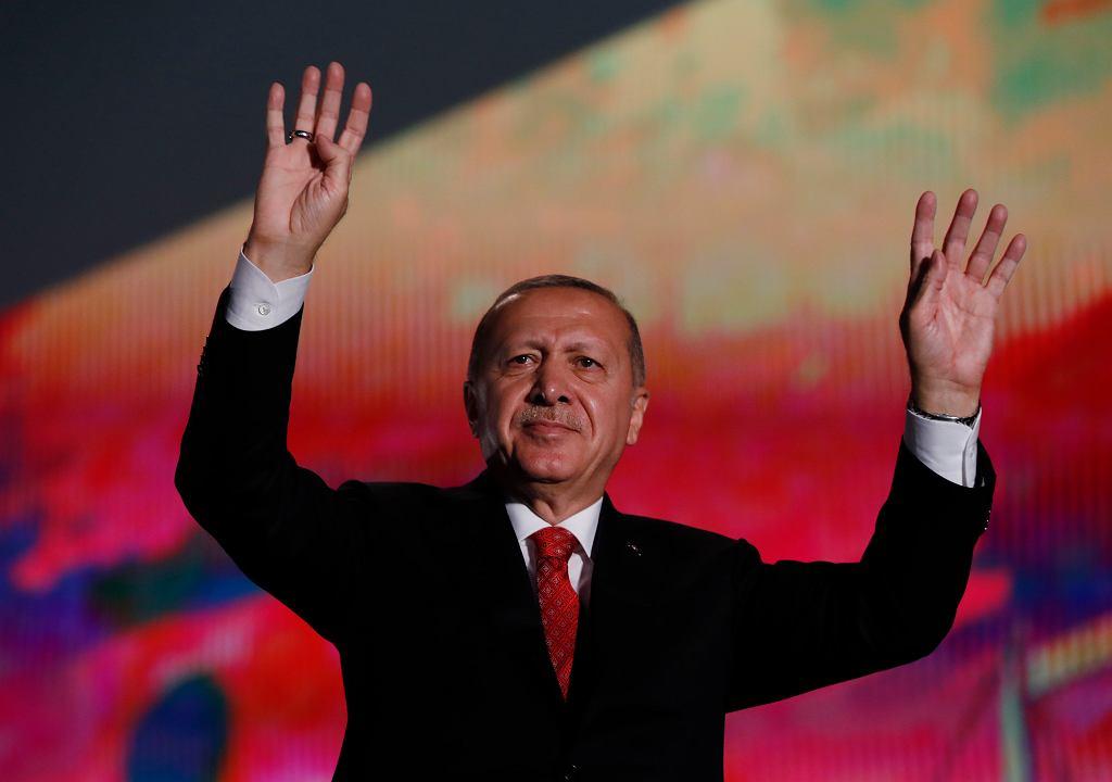 Recep Tayyip Erdogan, prezydent Turcji