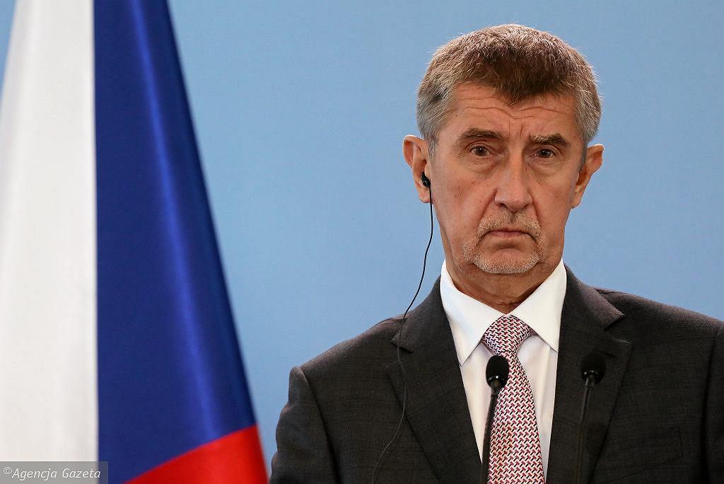'Problem nie został rozwiązany'. Premier Czech zabrał głos ws. kopalni w Turowie