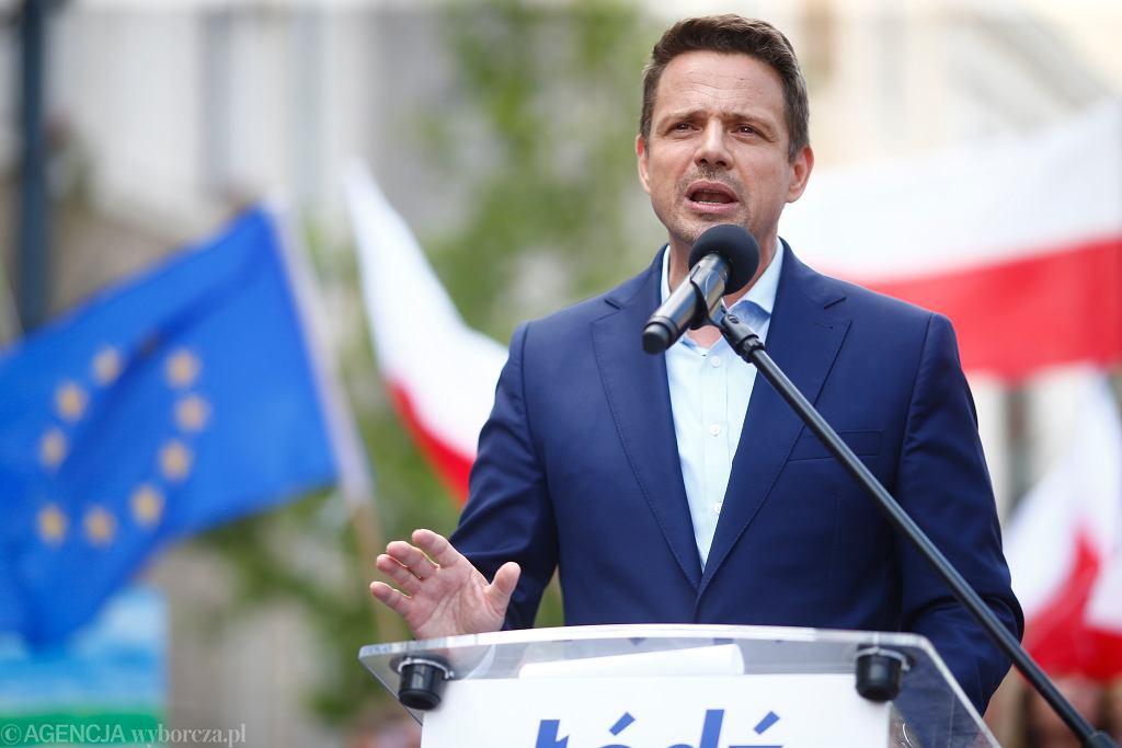 Rafał Trzaskowski zapowiedział obniżkę VAT