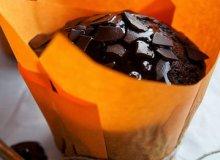 Muffiny czekoladowo-bananowe - ugotuj