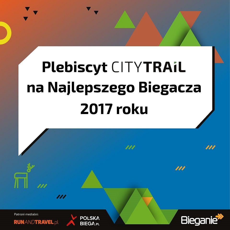 Plebiscyt CITY TRAIL na Najlepszego Biegacza