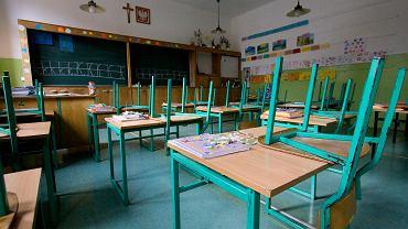 Kolejna szkoła na Podkarpaciu zamknięta. (zdjęcie ilustracyjne)