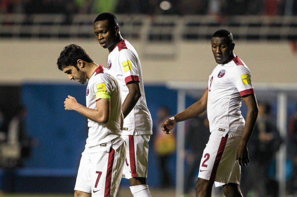 Chiny - Katar