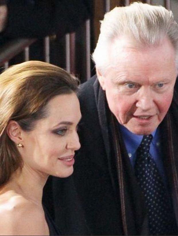 Angelina Jolie, John Voight