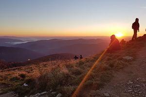 """Miniony weekend """"najpiękniejszym w tym roku"""". Potwierdzają to najnowsze zdjęcia z polskich gór"""