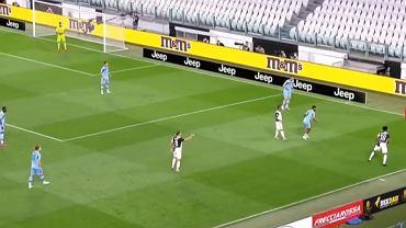 Znakomita sztuczka techniczna Dybali z Lazio