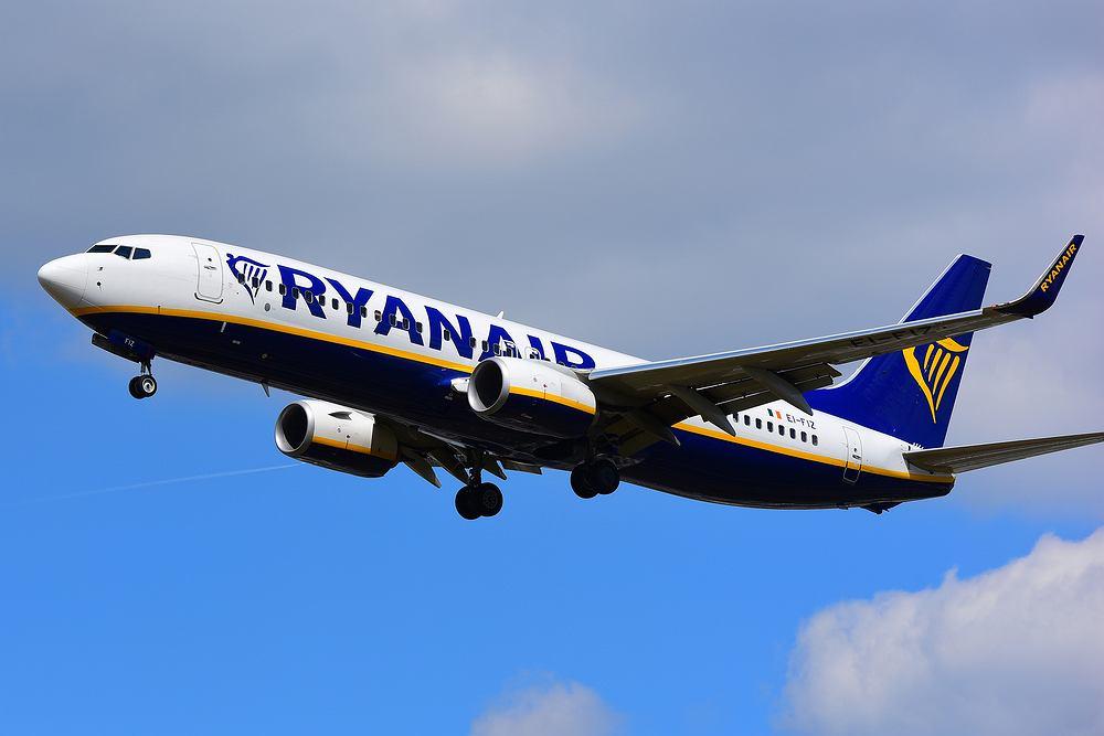 Ryanair przedłuża możliwość zmiany rezerwacji bez dodatkowych opłat