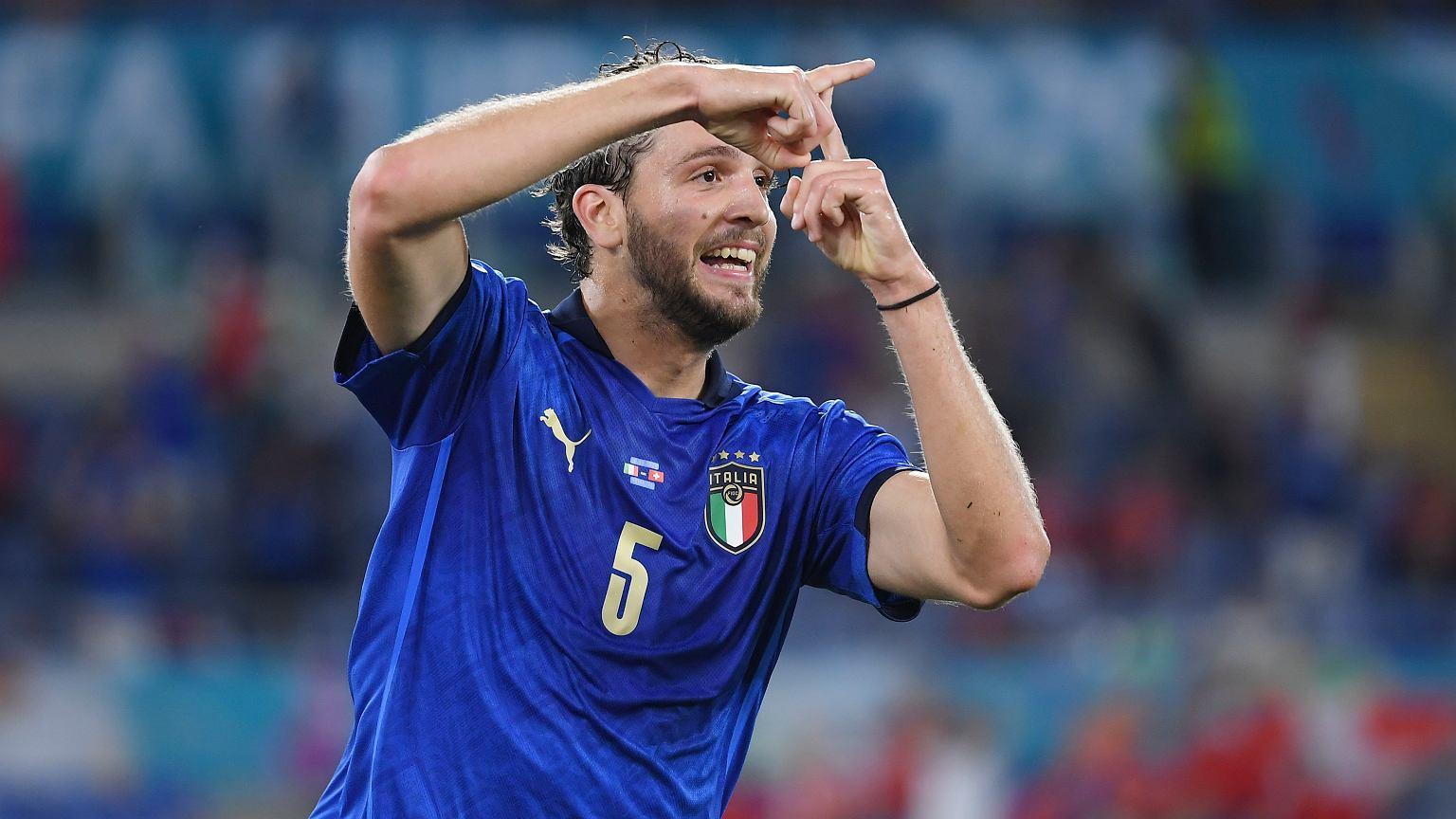 Koncert Włochów na Euro! Rozbili Szwajcarię i mogą świętować awans [WIDEO]