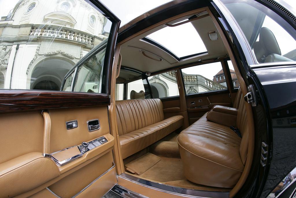 Mercedes-Benz 600 Pullman Sonderschutz