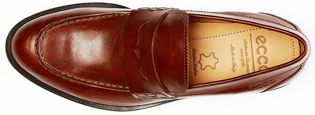 Akademia stylu: buty, buty, akademia stylu, moda męska, Buty z kolekcji Ecco, cena: 899 zł, ecco