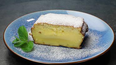 Trzywarstwowe ciasto