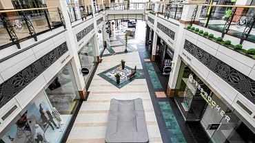 11.03.2018, Warszawa, Centrum Handlowe Arkadia w pierwszą niedzielę bez handlu.