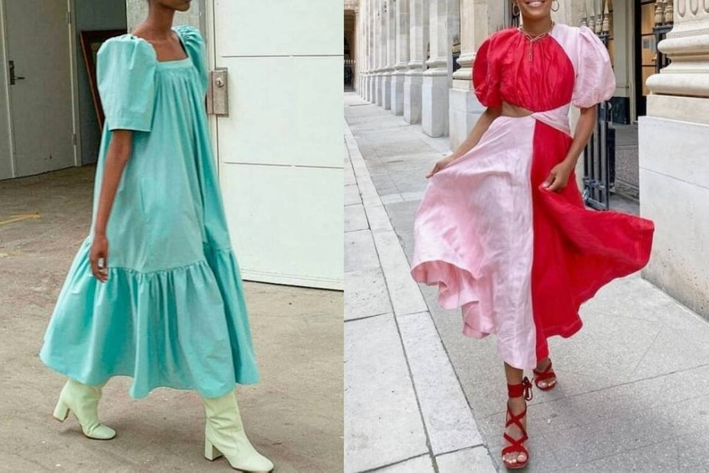 Sukienki babydoll