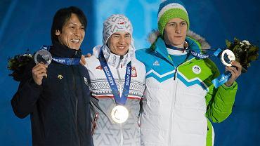 Noriaki Kasai, Kamil Stoch i Peter Prevc