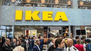 Lublin, sklep sieci Ikea.