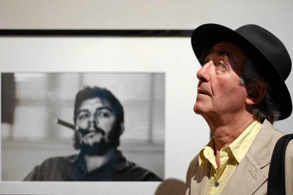 Rene Burri i jego słynna fotografie Che Guevary