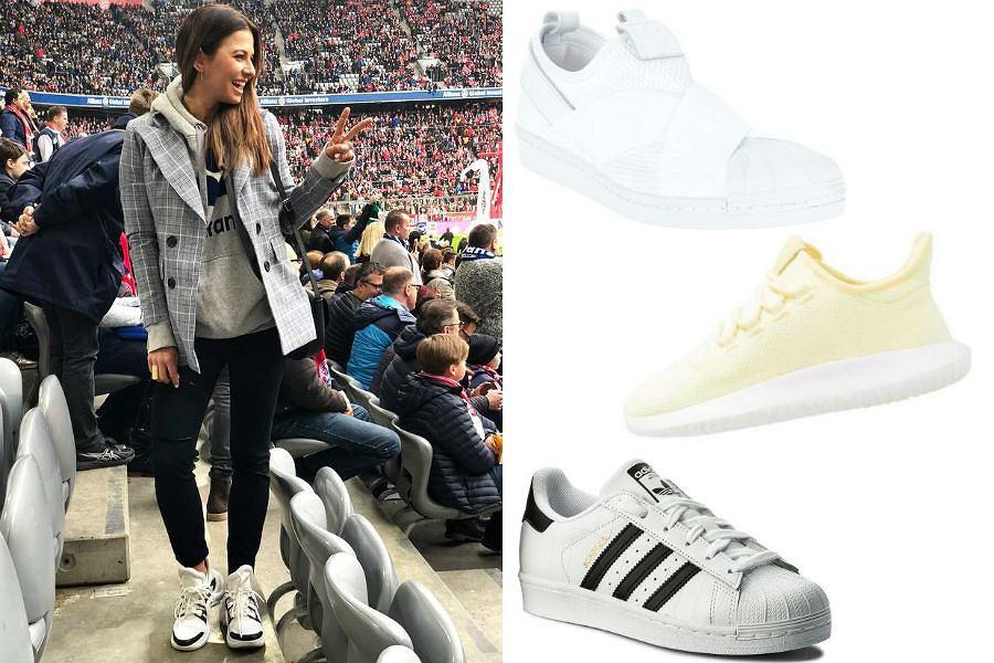 sportowe buty Anny Lewandowskiej