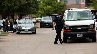 Zdjęcie ilustracyjne / Policja, USA