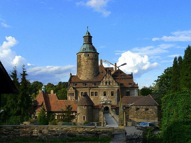 Zamek Czocha w woj. dolnośląskim / fot. CC 2.0 Wikipedia/Tomasz Zugaj