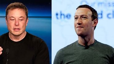 Elon Musk i Mark Zuckerberg