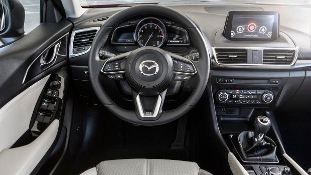 Mazda 3 2017 (USA)