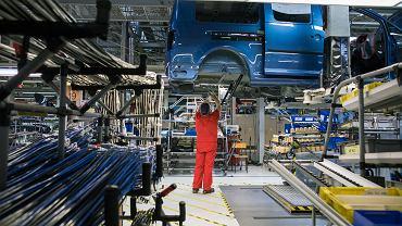 Fabryka Volkswagena w Poznaniu, zdjęcie ilustracyjne