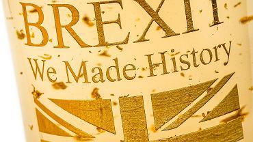 Brexitowe wino francuskiej firmy Gold Emotion