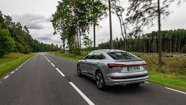 Audi e-tron Sportback 55