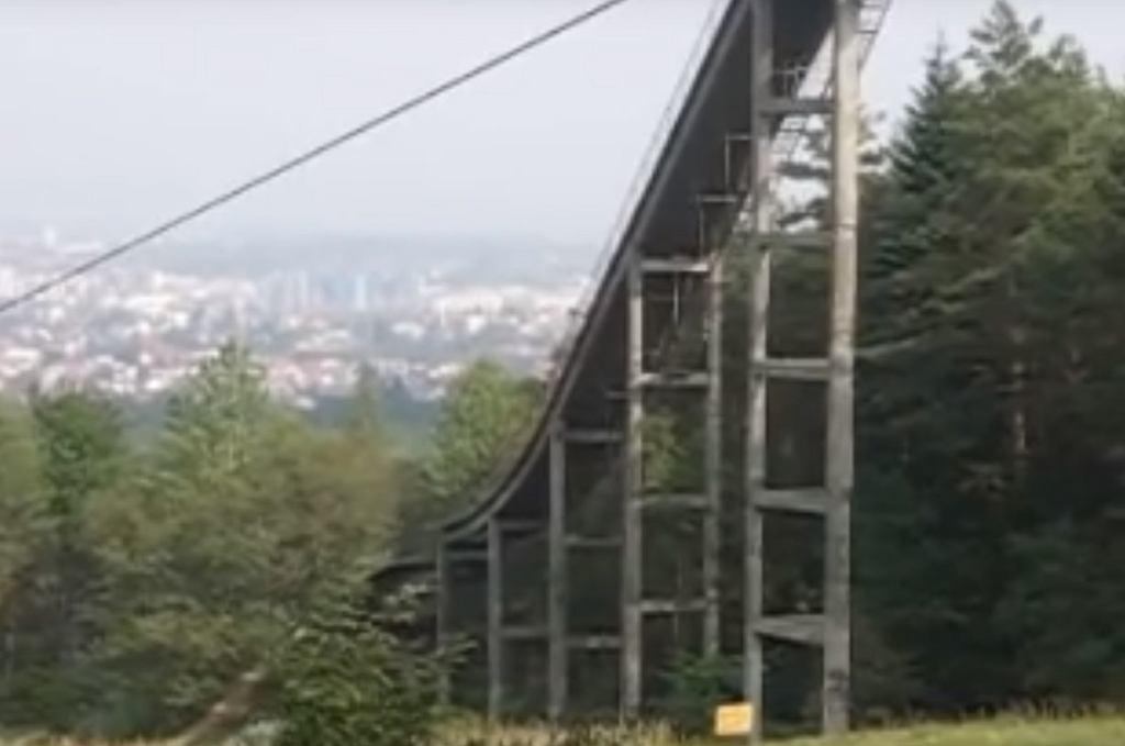 Skocznia narciarska w Kielcach