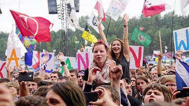 Oficjalne rozpoczęcie 21. Przystanku Woodstock
