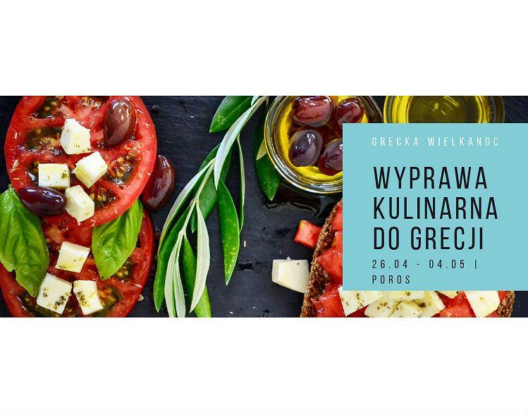 Wyprawa kulinarna do Grecji