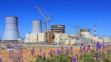 Budowa elektrowni atomowej w Ostrowcu (Białoruś)