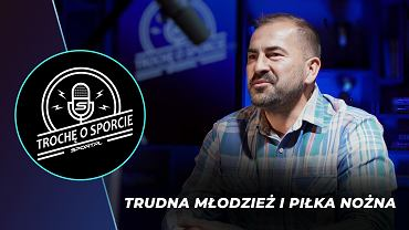 Podcast Dawida Szymczaka 'Trochę o sporcie'. Gość: Marcin Grzegrzółka