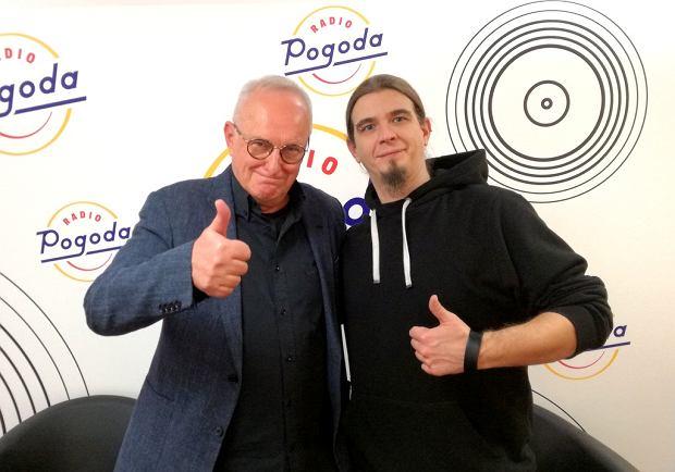 Jacek Cygan opowiedział o płycie 'Białanie' na antenie Radia Pogoda