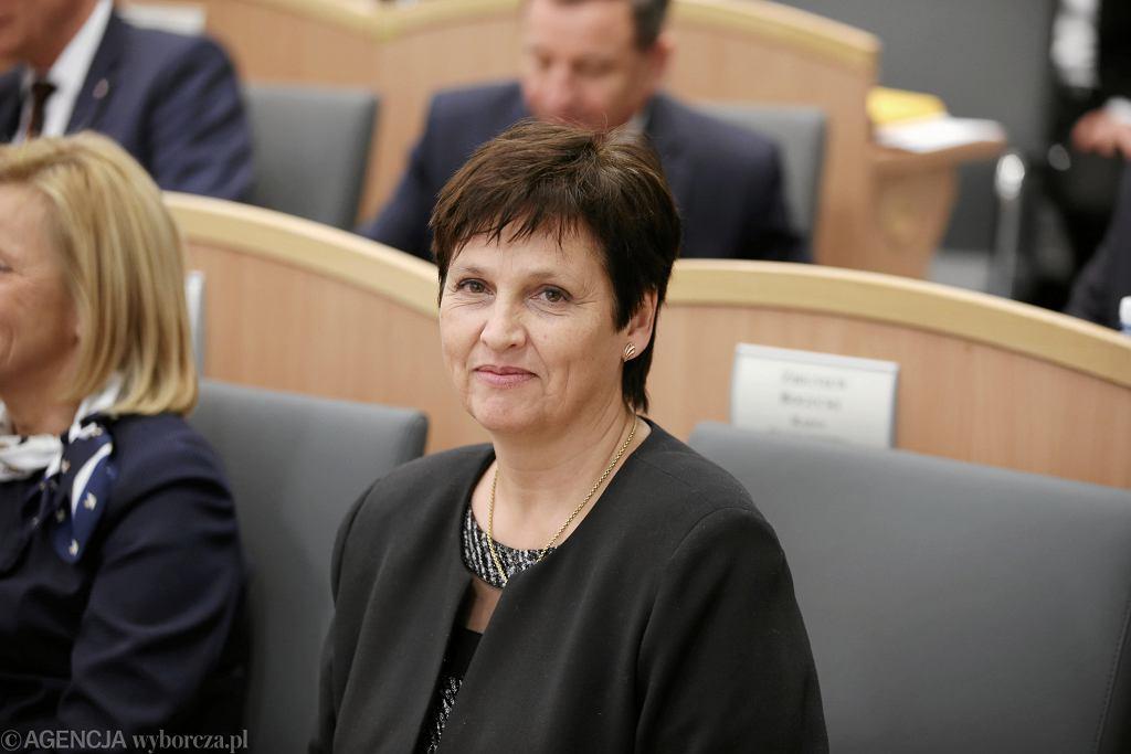 Była szefowa Kancelarii Prezydenta Halina Szymańska (zdjęcie ilustracyjne)