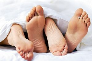 Pielęgnacja: stopy są sexy