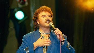 Krzysztof Krawczyk w 1996 roku