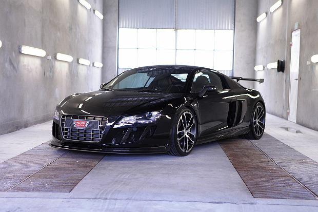 Audi R8 V8 GTR