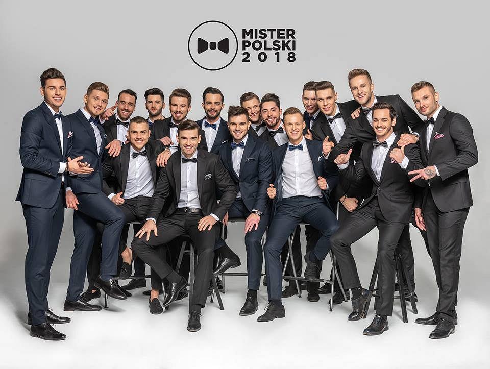 Wybory Mistera Polski 2018 już dziś!